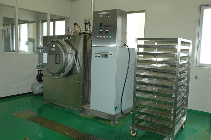 ウコン加工機械